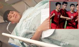 Đình Trọng phẫu thuật thành công tại Hàn Quốc, Việt Nam thắng Yemen