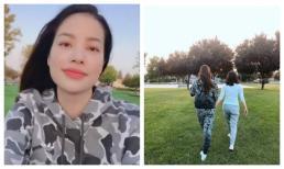 Fan truy lùng bằng chứng Phạm Hương trở về, nàng hậu lại tiếp tục gây hoang mang mình vẫn ở Mỹ