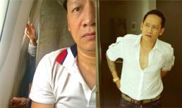 Duy Mạnh đáp trả cực gắt khi bị chỉ trích vì đăng ảnh chân hành khách trên máy bay và chê bẩn