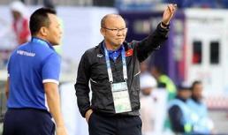 Bị chê đá phòng ngự tiêu cực, thầy Park 'phản pháo' sau trận thắng Jordan