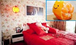 Vào ngày mồng 3 Tết, hãy đặt 1 quả cam trong phòng ngủ, rất tốt cho sức khỏe và sự thịnh vượng