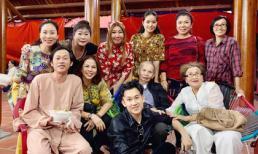 Gia đình hội ngộ đông đủ, đến thăm danh hài Hoài Linh tại nhà thờ Tổ 100 tỉ đồng