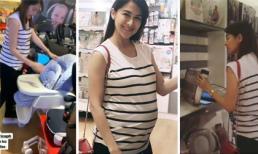 'Mỹ nhân đẹp nhất Philippines' trẻ như gái 18, hạnh phúc đi sắm đồ chuẩn bị đón chào 'heo vàng'