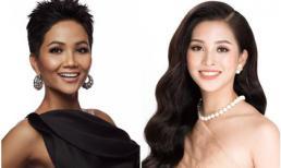 Tiểu Vy dừng bước, H'Hen Niê trở thành người đẹp Việt duy nhất lọt top 20 Hoa hậu của các Hoa hậu 2018