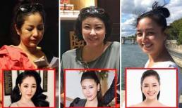 Mặt mộc của sao Việt trên 40 tuổi: Người vẫn trẻ trung, kẻ khác lạ đến bất ngờ