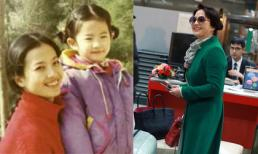 Những điều ít biết về mẹ ruột xứng tầm đại mỹ nhân của Lưu Diệc Phi