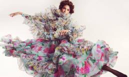 Võ Hoàng Yến mềm mại và đầy nữ tính trong loạt ảnh thời trang mới