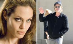 Có tình yêu mới trông Brad Pitt tươi như hoa thế này bảo sao Angelina không khó chịu