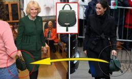 Công nương Meghan Markle nịnh mẹ chồng bằng cách cho mượn túi đi dự sự kiện?