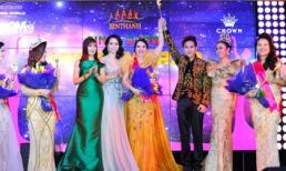 Tô Thị Phượng đăng quang vương miện Hoa hậu Doanh nhân thế giới 2019
