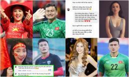 Loạt người đẹp Việt bị nhận vô số gạch đá vì 'đu bám' cầu thủ đội tuyển Quốc gia
