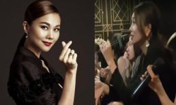 Bất ngờ với giọng hát hay như ca sĩ của siêu mẫu Thanh Hằng