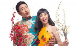 Sau scandal tình ái ầm ĩ, lần đầu Cát Phượng chia sẻ ảnh tình tứ bên Kiều Minh Tuấn