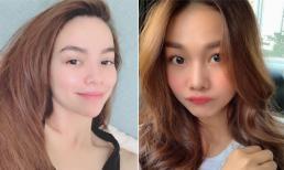Cùng đăng ảnh mặt mộc cuối năm, đôi bạn thân Hà Hồ - Thanh Hằng đẹp bất phân thắng bại