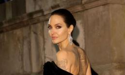 Bất chấp tin đồn nghỉ diễn xuất, Angelina Jolie tham gia dự án phim giật gân mới