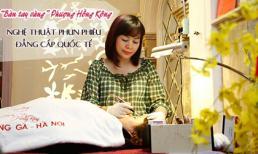 Nghề làm đẹp vẫn là đam mê mãnh liệt nhất trong cuộc đời Hoa Hậu Doanh Nhân Phượng Hồng Kông