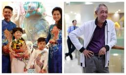 Vợ chồng Hứa Minh Đạt - Lâm Vỹ Dạ diện áo dài cá chép, NS Lê Bình tiều tụy sau thời gian chống chọi ung thư