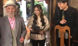 Mặc MV mới hứng đủ gạch đá, bạn gái Quang Hải vẫn tiếp tục đóng hài Tết