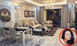 Không gian nhà sang chảnh chẳng kém khách sạn 5 sao của Phương Oanh 'Quỳnh búp bê' vào dịp Tết