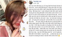 Á hậu Thái Mỹ Linh: 'Cuộc sống xô đẩy, lăn lộn ra đường kiếm tiền và gặp rất nhiều dạng người'