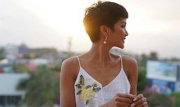 H'Hen Niê tung bộ ảnh tuyệt đẹp dưới ánh hoàng hôn Philippines