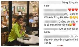 Thanh Hằng vừa đăng ảnh dạo phố, fan lại trổ tài suy luận và réo gọi ngay Hà Anh Tuấn