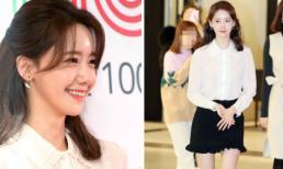 Mùng 4 Tết: Yoona gây thương nhớ khi khoe sắc đẹp ngọt ngào bất chấp nhược điểm chân cong