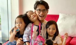 Mồng 3 Tết, Hà Anh Tuấn về tận quê nhà Đồng Nai thăm gia đình Đoan Trang