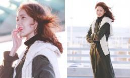 """Bị gió thổi tung tóc, Yoona vẫn gây thương nhớ với vẻ đẹp """"lụi tim"""" cùng set đồ hơn 160 triệu đồng"""