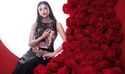 Hoa hậu Trái đất Phương Khánh tung bộ ảnh nữ hoàng quyền lực, đậm chất Á Đông