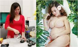 Hot girl Mai Thỏ đang mang bầu tháng cuối thai kì, chuẩn bị sinh con lần 2