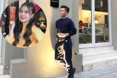 Quang Hải đã có động thái gì khi bạn gái liên tiếp nhận 'mưa đá'?