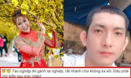 Giữa lúc chồng cũ đang nợ nần chồng chất, Phi Thanh Vân chia sẻ ẩn ý: 'Tạo nghiệp thì gánh lại nghiệp, rất nhanh chứ không xa xôi'