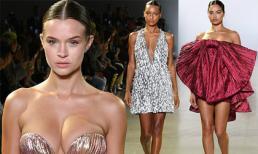 Giúp dàn mẫu Victoria's Secret tỏa sáng trên sàn catwalk, Công Trí khiến fan Việt tự hào tại New York Fashion Week