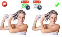 Đừng đổ lỗi cho việc uốn nhuộm khiến mái tóc hư tổn bởi nguyên nhân dễ đến từ việc quá chăm chỉ gội đầu