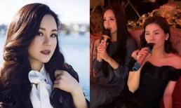 Hát hit của Vy Oanh, Lệ Quyên được cảm ơn: 'Chị đã tôn trọng em khi giới thiệu với mọi người đây là bài hát của Vy Oanh'