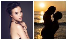 Sau hai năm chia tay Huỳnh Anh, Hoàng Oanh lần đầu công khai bạn trai