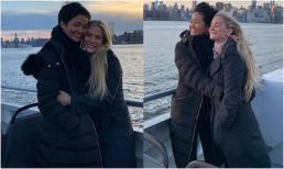 H'Hen Niê được Hoa hậu Mỹ dành trọn ngày Valentine đưa đi trải nghiệm New York