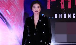 Ngô Thanh Vân diện phong cách menswear mạnh mẽ tại sự kiện
