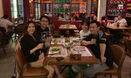 Được Hoa hậu Thu Hoài mời ăn sinh nhật, Trấn Thành dọn gần sạch cái menu