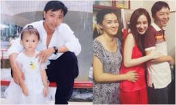 Khoe ảnh ngày bé, Angela Phương Trinh gây bất ngờ với dung mạo như tài tử của ba ruột