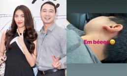 Khoe khoảnh khắc ngọt ngào cùng chồng, Lan Khuê bất ngờ hé lộ sở thích cực cưng của ông xã