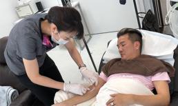 Sợ bị già, Đàm Vĩnh Hưng tiếp tục sang Nhật tiêm tế bào gốc để trẻ hóa
