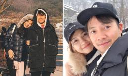 Kỳ nghỉ lãng mạn của rapper Tiến Đạt và bà xã xinh đẹp tại Hàn Quốc