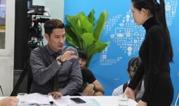 Sau 7 năm, Huy Khánh tái xuất phim điện ảnh với vai chính trong 'Cuộc gọi định mệnh'