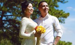 Loạt khoảnh khắc lãng mạn như chụp ảnh cưới của cặp đôi Mạnh Hùng - Hoàng Linh