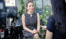 Hoa hậu Thu Hoài lần đầu kể về cuộc sống hôn nhân với chồng cũ tan vỡ trong căn hộ penhouse