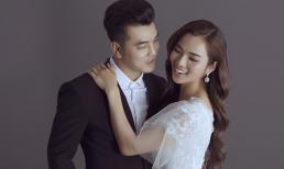 Vừa kết hôn được hai tháng, bà xã Ưng Hoàng Phúc xúc động thông báo mang thai lần ba
