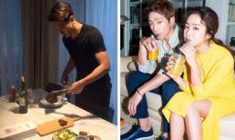 """Thừa nhận lén lút sau lưng vợ nhưng Bi Rain cứ """"lăn xả"""" như thế này bảo sao Kim Tae Hee không bỏ qua hết"""
