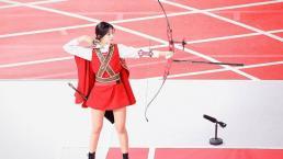 Dàn mỹ nhân Kpop so tài bắn cung tại giải thể thao đặc biệt ở Hàn Quốc
